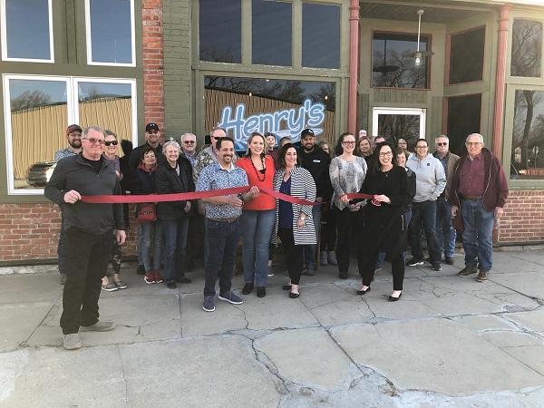 Not Just Another Cowboy Bar; Henry's Callaway Bar Opens Doors