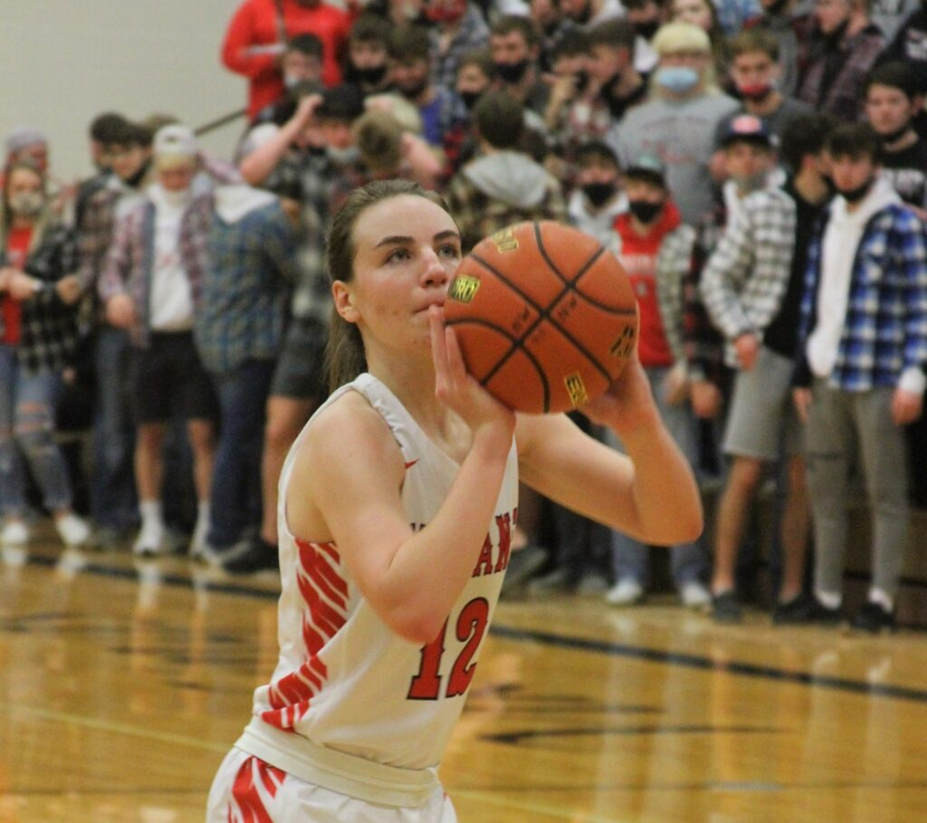 Broken Bow's Kali Staples Named to the GI Independent's All Heartland Super Squad
