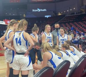 Ponca Girls Return To Championship Game, Class C2 Finals Set For Saturday
