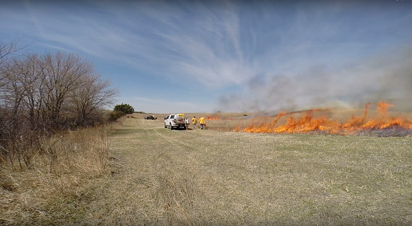 Prescribed Burns Planned For Several WMAs, State Park Areas