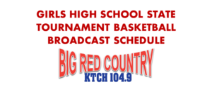 Girls State Basketball Quarterfinal Round Begins Wednesday, Ponca vs. GACC Game To Be Aired On KTCH