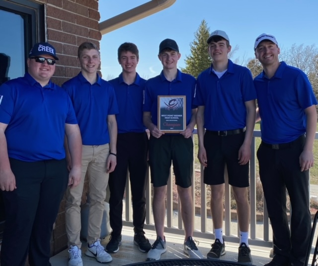 Blue Devil Boys Golf Opens Season With First Place Finish, Five Medalists