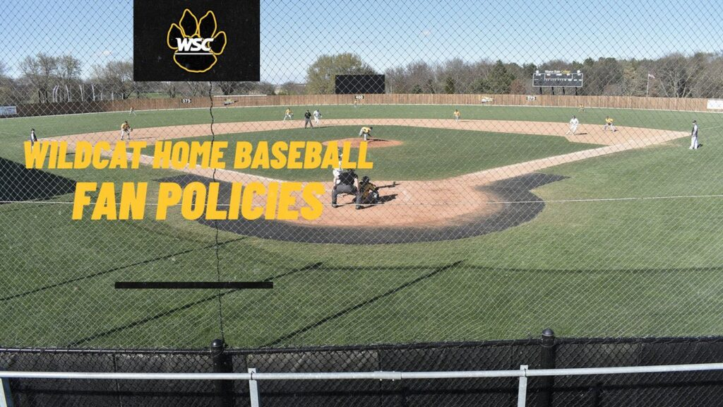 Home Fan, Attendance Policies For March 20-21 Wayne State College Baseball Series