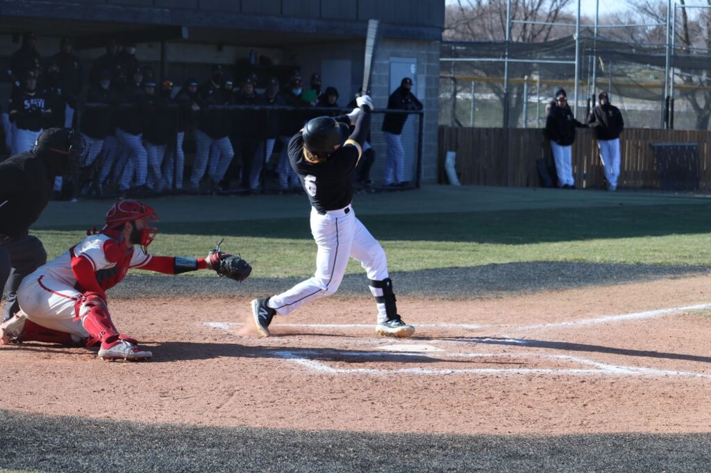 Late Rally Falls Short For Wildcat Baseball, Game One Combines For 29 Runs As Barnes Goes Yard Twice