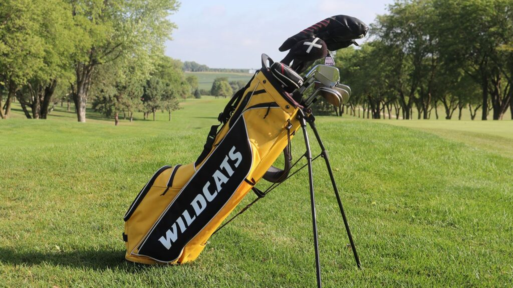 Wildcat Women's Golf Posts Fourth-Best 18-Hole First Round Back In Eight Years
