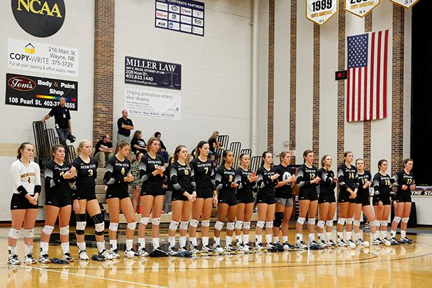 Wildcat Volleyball Home Scrimmage Canceled, Wildcats Prepare For DI Exhibitions March 26 – 28
