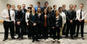 Blue Devil Speech Team Sends Seven Events To State, Crowned District Champs