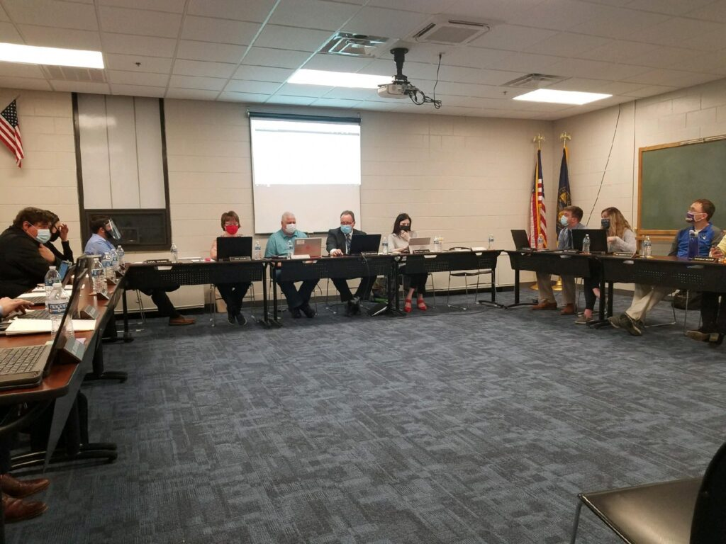 ESU 1 Presents Education Services To Board Of Education, 2 PM Dismissals To End For Fourth Quarter