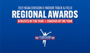Scheil Named Central Region Women's Field Athlete Of The Year