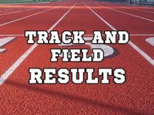 Area Teams Compete at C8 District Track Championships in Ord