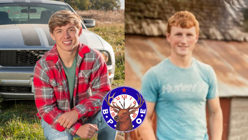 Broken Bow Students Selected As Part Of Elks Lodge Student Spotlight