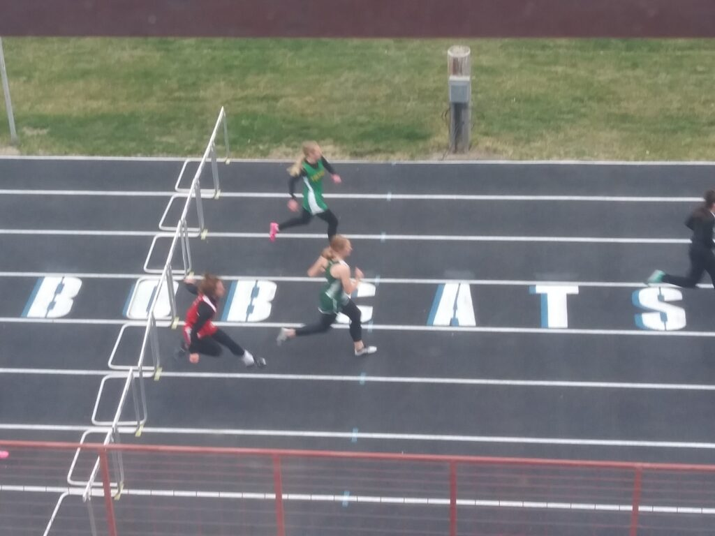 Area Athletes Compete at South Loup Track Invite
