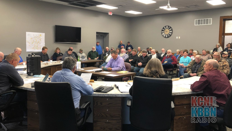30×30 Discussed, 2nd Amendment Proclamation Passed During Supervisors Meeting