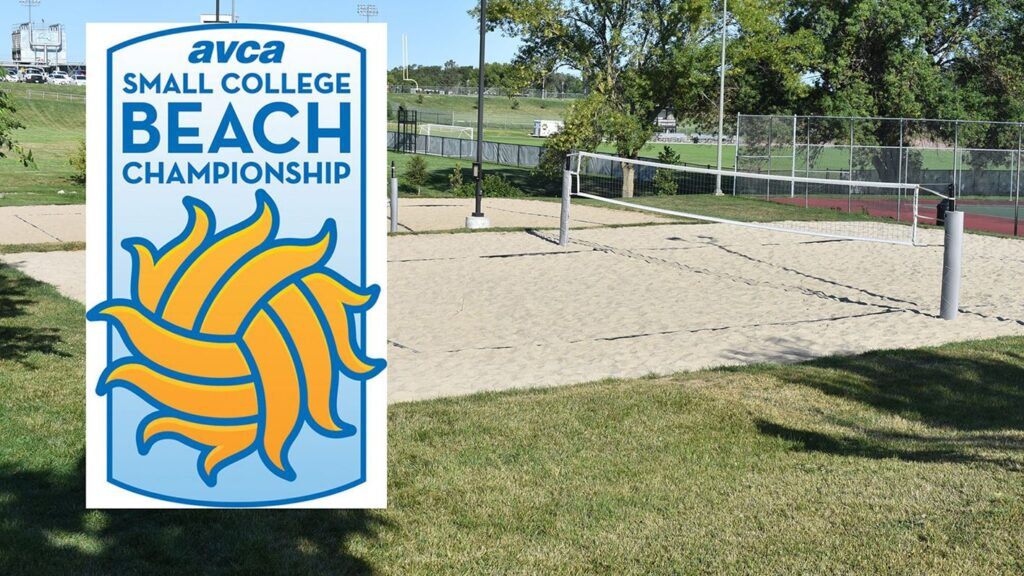 Beach Volleyball Places Second In Silver Division, Eighth Overall In AVCA Small Beach College Championships