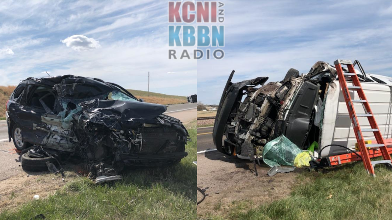 Head On Collision Sends Drivers To The Hospital