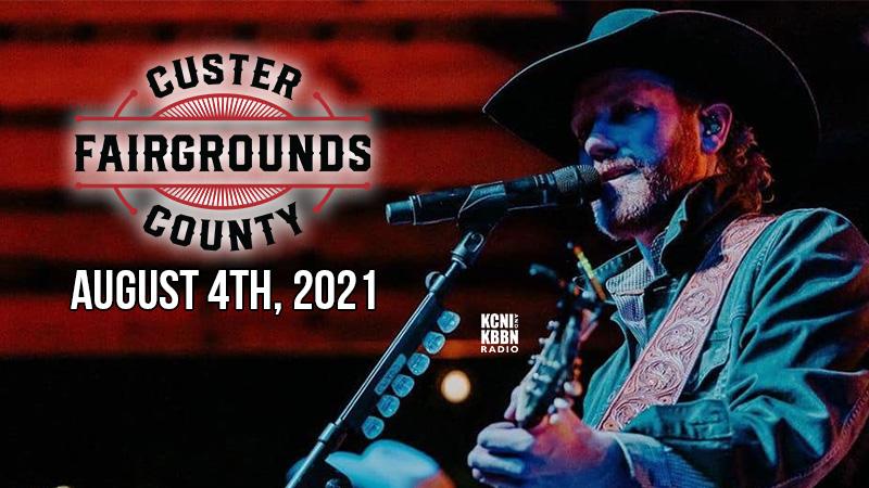 Headline Act Announced for Custer County Fair Concert 2021