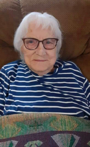 Funeral Services for Frances Scott, age 99