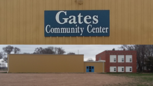 Gates Community Center Fundraiser Tomorrow (April 10)!