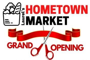 Laurel's Hometown Market To Host Grand Opening Event Friday