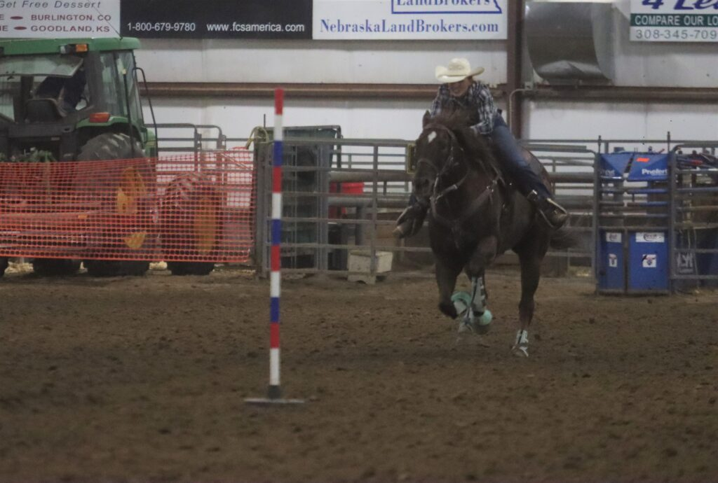 Area Cowboys and Cowgirls Compete in Opening Weekend of Nebraska High School Rodeo Spring Season
