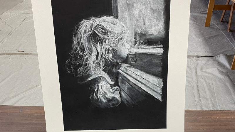 Area Schools Compete At Mullen Art Show; MNAC Art Show May 1 In Arnold