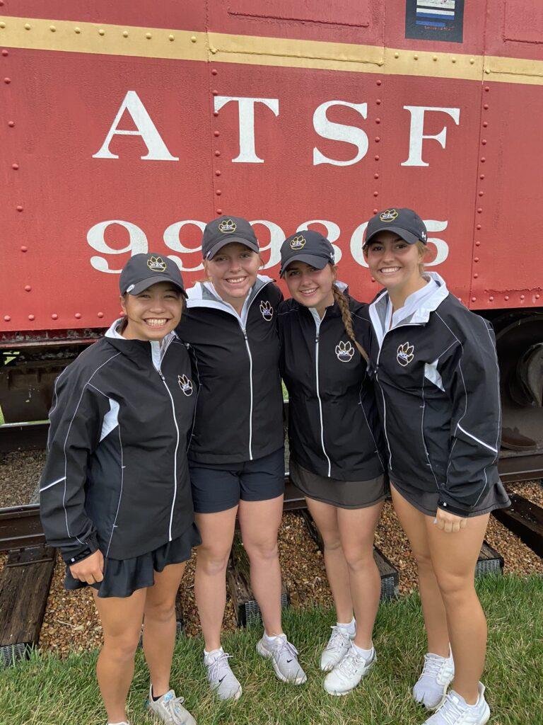 Wildcat Women's Golf Sets New School Record, Kurmel Ties Individual Record