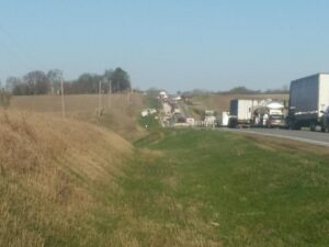 Update From Monday Morning Accident East Of Wayne