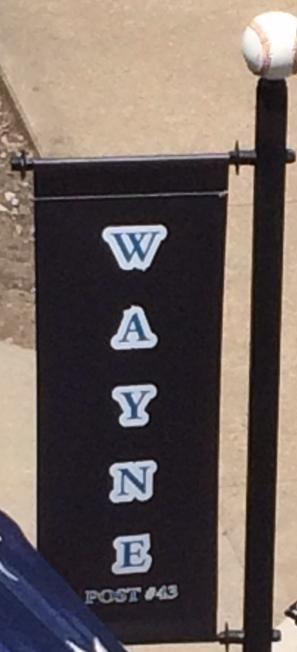 Wayne, Wakefield Senior Legion Teams Earn #2 Seed In Respective Area Brackets