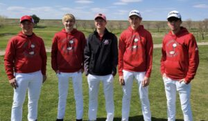 Harvey 5th - Broken Bow 6th as a Team at Lexington Boys Golf Invite