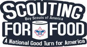 Troop 174 Monthly Paper & Aluminum Beverage Can Event Is April 17, Items Being Collected For Food Pantry/Backpack Program