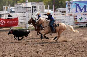 MPCC Rodeo Team Starts Season Strong