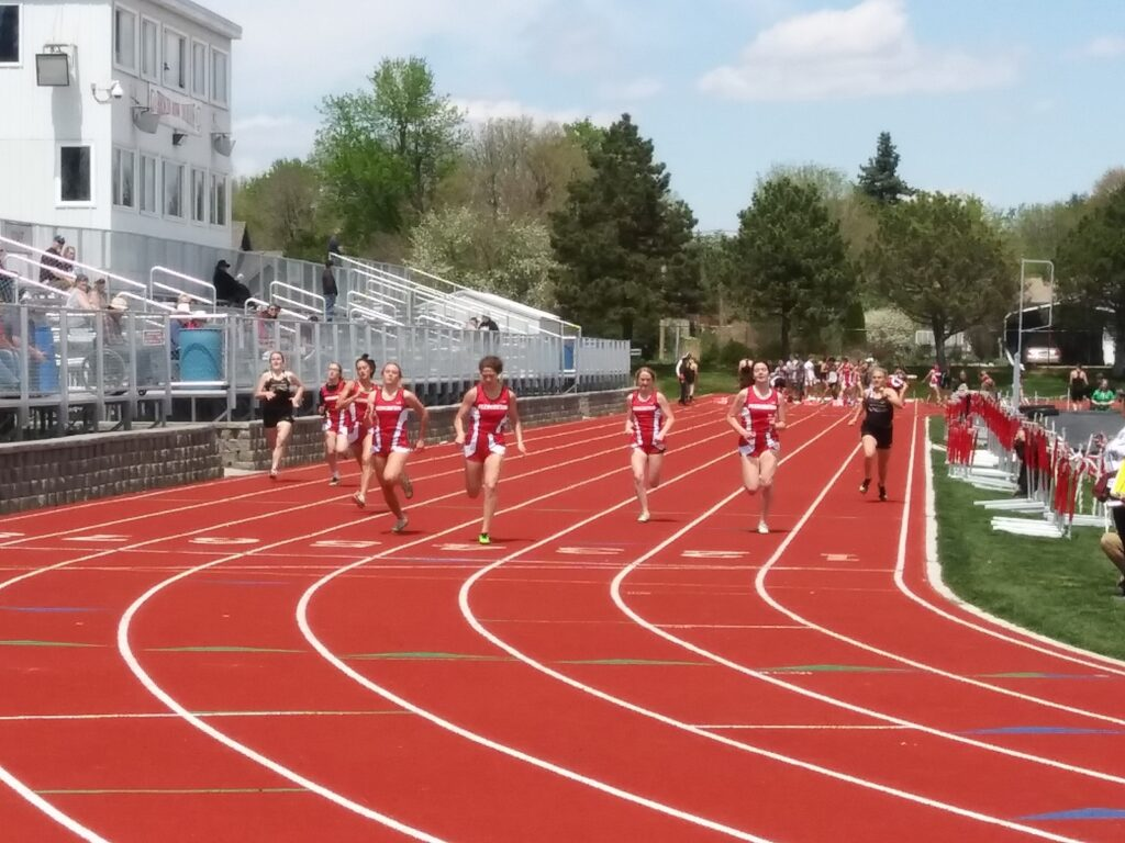 Area Athletes Compete at Ansley/Litchfield Track Invite