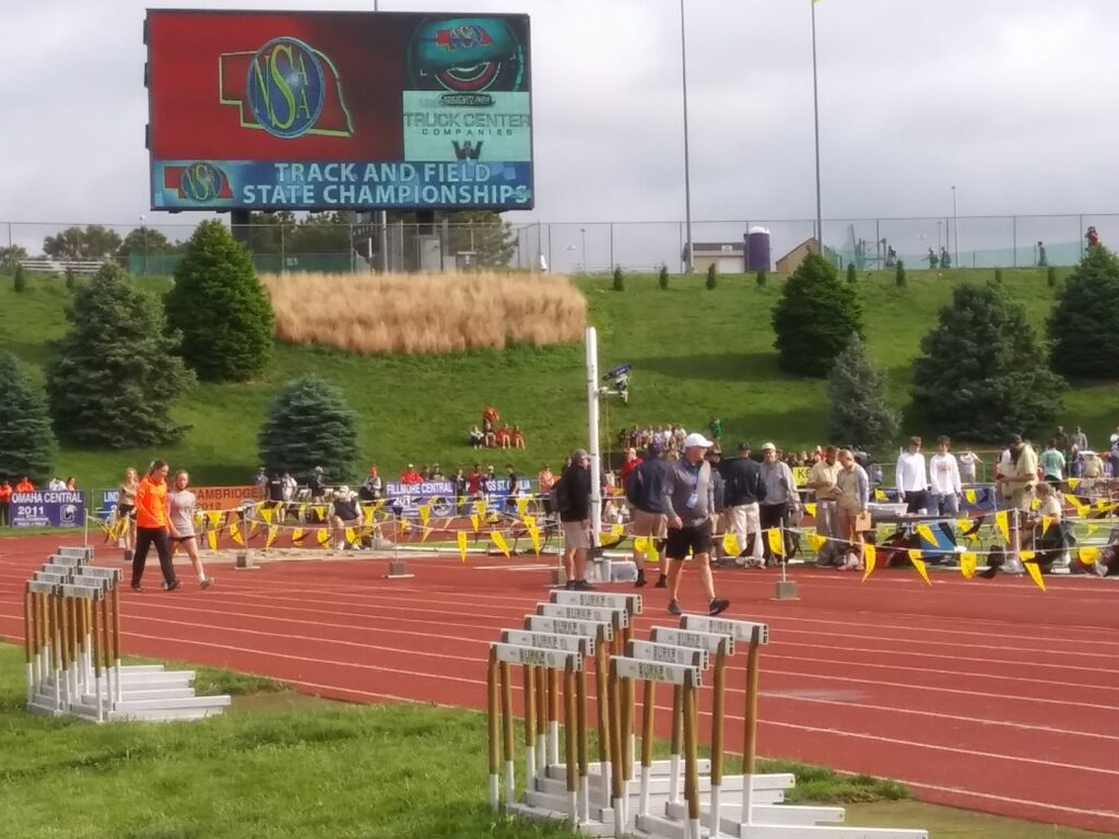 State Track – Class C and B – Day One