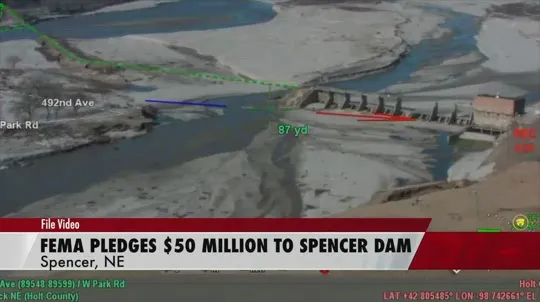 NPPD does not plan to rebuild Spencer Hydro