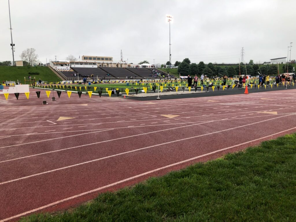 Class D State Track – Day One