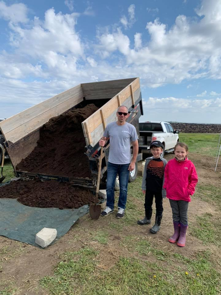Adams Land & Cattle Plans Compost Days May 15,16, 22, and 23