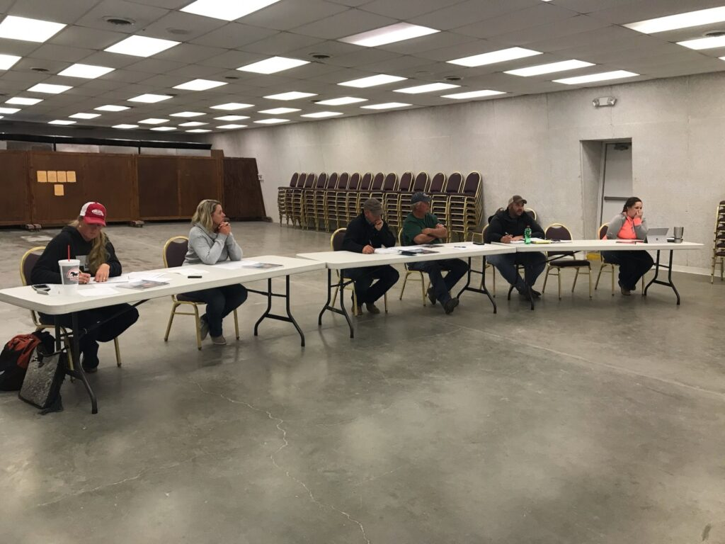 Ag Society Discusses New American Flags for Fairgrounds