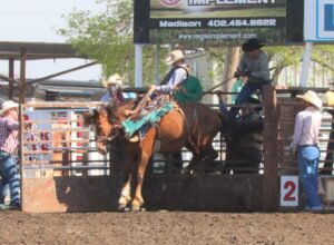 Area Cowboys and Cowgirls Shine at National Finals
