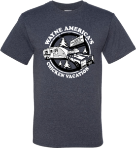 Chicken Show T-Shirts On Sale, Volunteer Groups Being Requested For July 9 – 11 Event