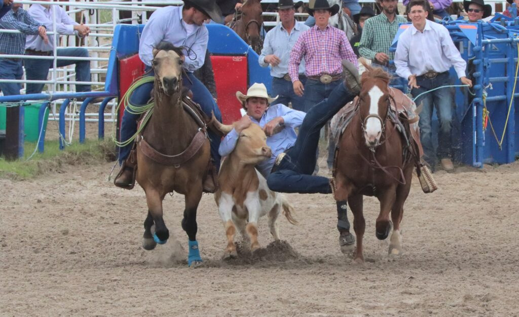Nebraska High School Rodeo Contestants Compete at Thedford and Stapleton