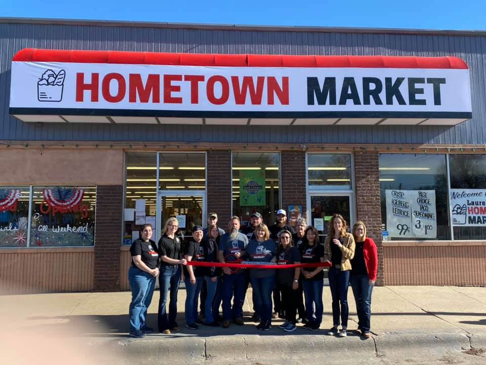 Laurel's Hometown Market Thanks All Who Attended Their Grand Opening Weekend