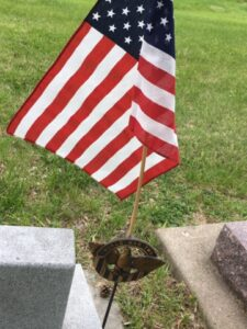 Memorial Day Service May 31 and VFW Cookout Fundraiser June 12