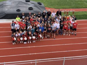 Broken Bow High School Celebrates Southwest Conference Cup