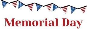 Area Memorial Day Programs