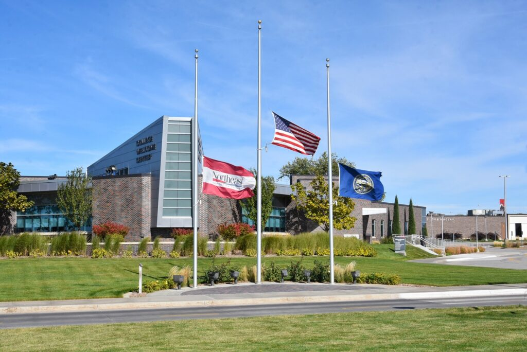 Northeast Community College To Close In Observance Of Memorial Day, Registration Continues