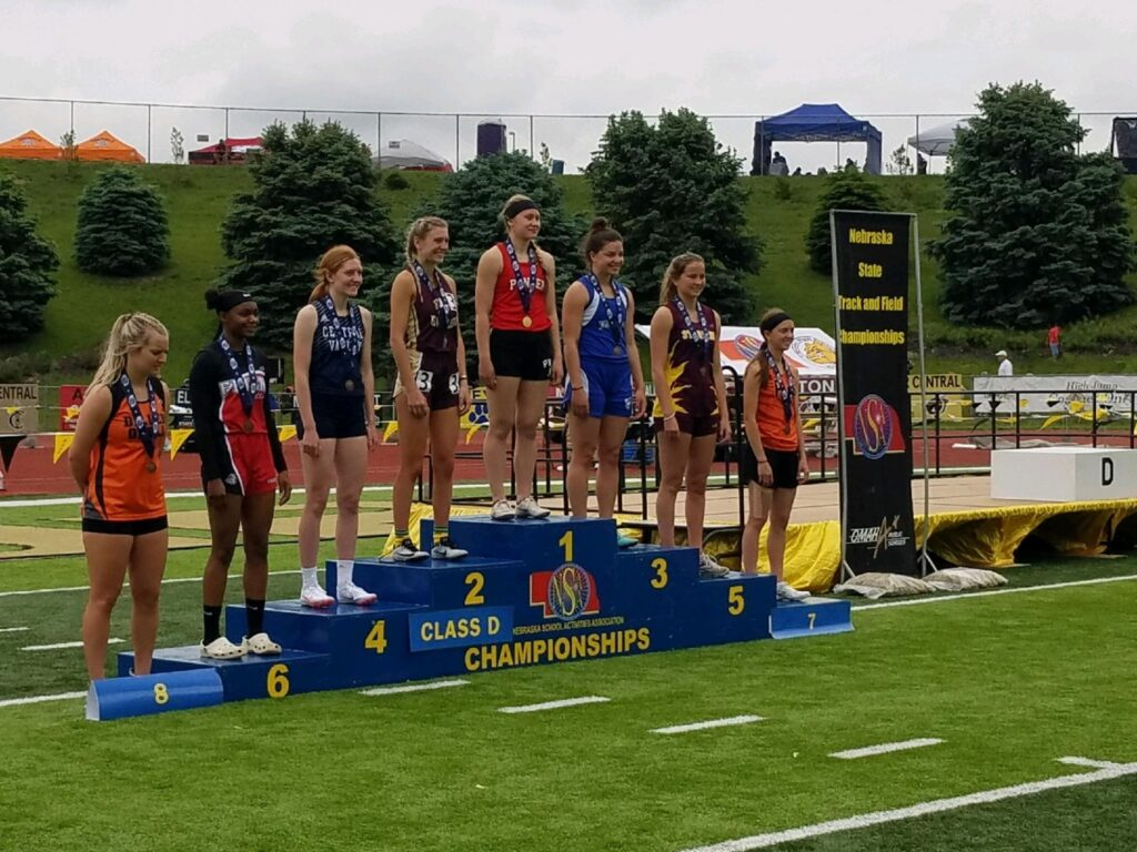 Pender's Ostrand Shines During Class D State Track & Field Championships, Area Results