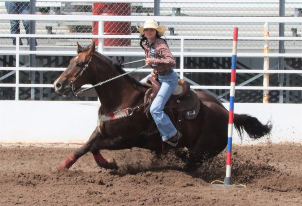 Nebraska High School Rodeo Competes at Atkinson and Valentine Over the Weekend