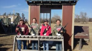 Wayne County Sharp Shooters To Be Represented In State Competition