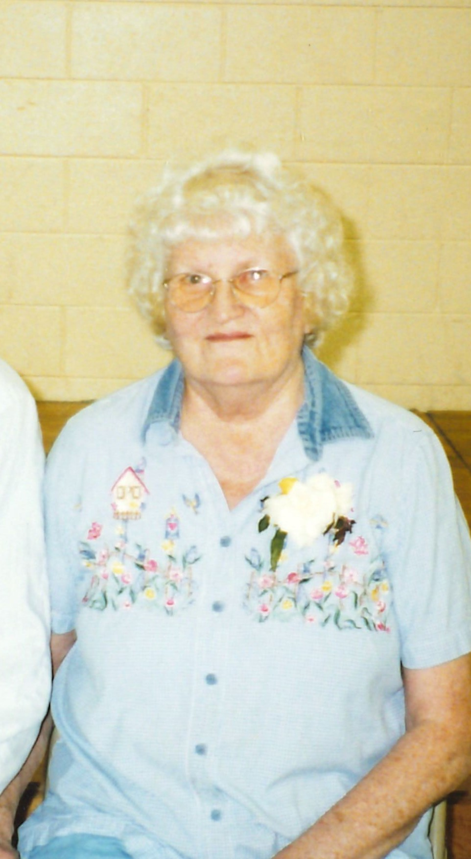 Funeral Services for Evelyn Poland, age 85