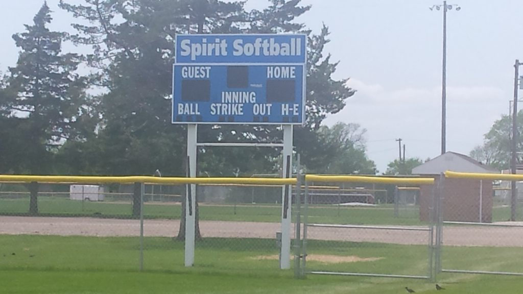 Broken Bow Spirit Softball Drops Two in Doubleheader at North Platte
